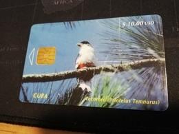 CUBA $10,00 CHIPCARD   Fine Used Card  ** 1655** - Kuba