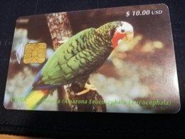 CUBA $10,00 CHIPCARD   Fine Used Card  ** 1660** - Kuba
