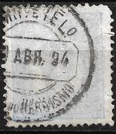 Angra – 1892 King Carlos 50 Réis - Angra