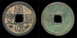 China Northern Song Dynasty Emperor HuiZong Of Song AE 3-cash - Orientales