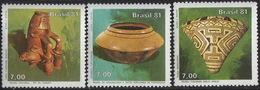 Brazil - #1736-38(3) - Used - Gebraucht