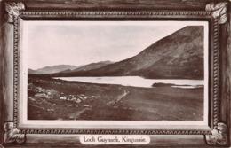 R355232 Kingussie. Loch Guynack. A. Crerar. Stationer. M. And J. Caledonia Series - Ansichtskarten
