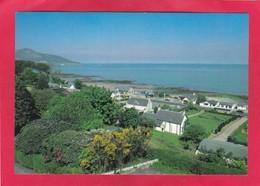Modern Post Card Of Whiting Bay,Isle Of Arran,North Ayrshire,Scotland,P67. - Ayrshire