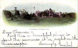 Iowa Davenport St Katherine's 1906 - Davenport