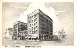 Iowa Davenport Hotel Davenport - Davenport