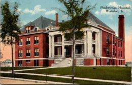 Iowa Waterloo Presbyterian Hospital - Waterloo