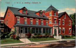 Iowa Dubuque Y W C A Building 1922 - Dubuque