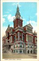 Iowa Dubuque County Court House Curteich - Dubuque