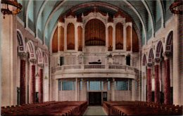 Washington Seattle St James Cathedral Interior - Seattle