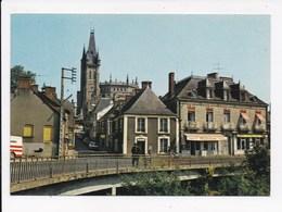 CP 35 CHATEAUBOURG Le Pont Sur La Vilaine - Frankrijk