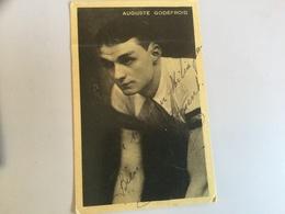 Auguste Godefroid Cycliste .cyclisme .velo. - Cyclisme