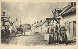Berck Plage La Rue Des Grognards à Berck Ville RV - Berck
