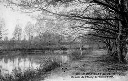 CPA - 18 - CHATELET - Un Coin De L'Etang De Vieille-Forêt - France