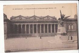 France 33 - Bordeaux - Le Palais De Justice Et Le Monument Des Mobiles   : Achat Immédiat - Monumentos