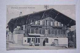 Erlenbach (Simmenthal)  Postbureau - BE Berne