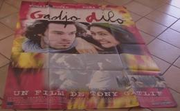 AFFICHE CINEMA ORIGINALE FILM GADJO DILO Tony GATLIF Romain DURIS Rona HARTNER 1998 TBE - Posters