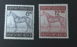 1943 N° 857-858 MNH** - Neufs