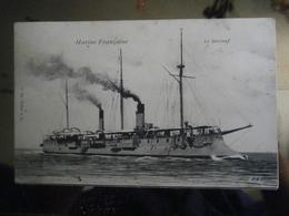 Carte Postale Le Surcouf,marine Française,très Bon état,écrite Brest 1905 - Manovre