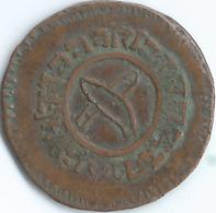 Nepal - VS1986 (1929) - 1 Paisa - Tribhuvana - KM687.2 - Nepal