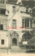 SL 2 X Cpa 41 BLOIS. Hôtel Belot Et Son Puits Vers 1900 - Blois