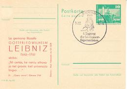 X01578 ESPERANTO DDR  GDR-o 1982 (GDR14) - Esperanto