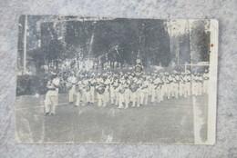 CPA Congo - La Musique De Lubumbashi ( Fanfare ) - Lubumbashi