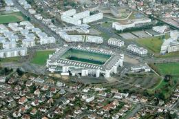 Caen (14 - France) Stade Michel D'Ornano - Caen