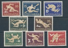 1956. Yugoslavia - Olympic Games - Sommer 1956: Melbourne