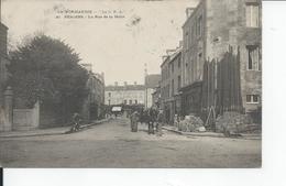 PERIERS  La Rue De La Halle 1904 - France
