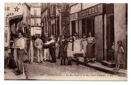 Marseille: Rue Pavée D'amour (prostitution) - Joliette, Zone Portuaire