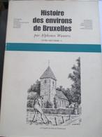 Histoire Des Environs De Bruxelles Alphonse Wauters Etterbeek Ixelles Watermaal Auderghem Boitsfort - History