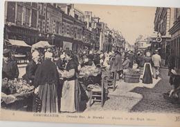 ROMORANTIN  Grande Rue  Le Marché - Romorantin
