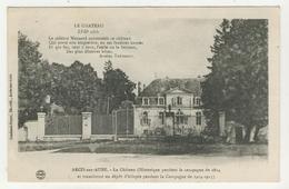 10 - Arcis-sur-Aube - Le Château - Arcis Sur Aube