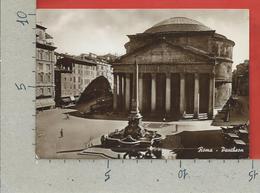 CARTOLINA NV ITALIA - ROMA - Pantheon - 10 X 15 - Panthéon