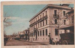 SIDI-BEL-ABBES (Algérie). Banque De L'Algérie. Attelage - Banche