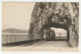 06 - Route De Nice à Monaco  - Le Cap-Ferrat Et Tunnel Du Cap-Roux - Sin Clasificación