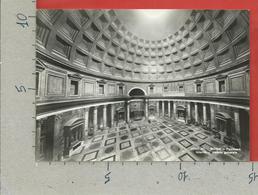 CARTOLINA NV ITALIA - ROMA - Pantheon - Interno - Veduta Generale - 10 X 15 - Panthéon