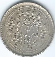 Nepal - VS2036 (1979) - Birendra - 1 Rupee - KM828a - Nepal