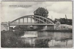 03 - Pontavert - Pont Sur Le Canal - Andere Gemeenten