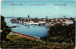 CPA AK ARBE RAB CROATIA (566567) - Croazia