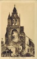 40 - Sabres - L'Eglise - Sabres