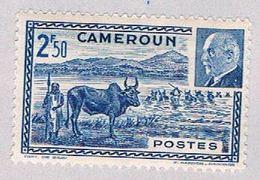 Cameroun 281B MLH Fording Cattle 1941 (BP46022) - Cameroun (1915-1959)