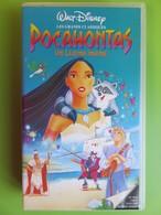 Cassette Vidéo - Pocahontas - Une Légende Indienne - Walt Disney - Les Grands Classiques - Children & Family