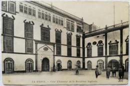 LA MARSA - Cour D'honneur De La Résidence Beylicale - Tunisia