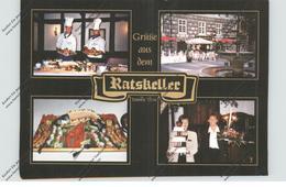 4330 MÜLHEIM / Ruhr, Ratskeller - Mülheim A. D. Ruhr