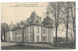 La Clayette - Chateau - Autres Communes