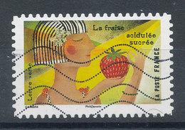 1455 (o) La Fraise, Acidulée Sucrée - France