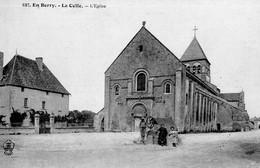CPA - 18 - LA CELLE - L'Eglise - France