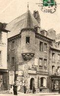 GUINGAMP....rue Notre Dame - Guingamp