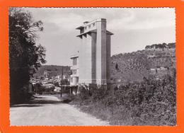 Riez La Romaine   -  Le Silo à Grains  , La Ville - Autres Communes